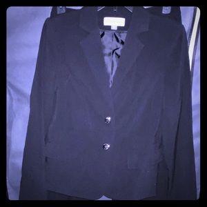 CK pantsuit jacket
